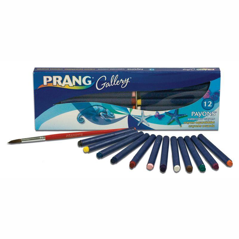 Payons Watercolor Crayons 12 Ct