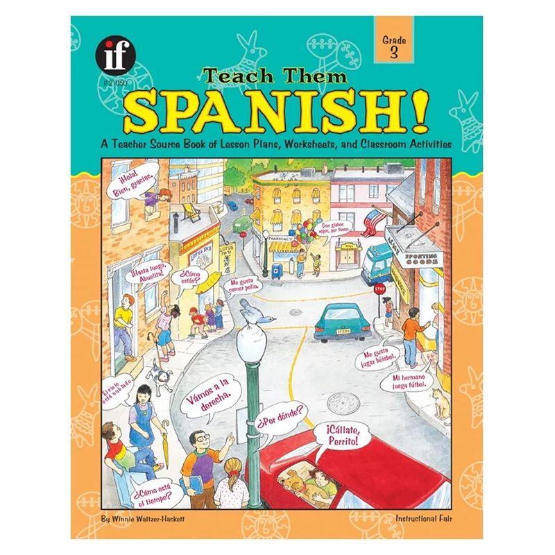 Teach Them Spanish Gr 3
