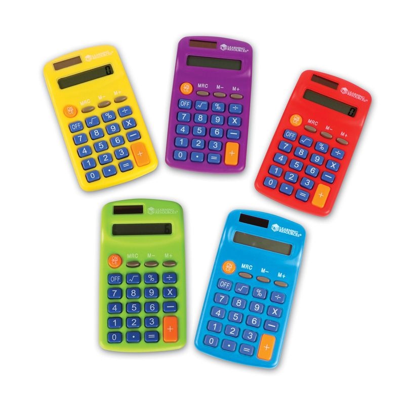 Rainbow Calculators