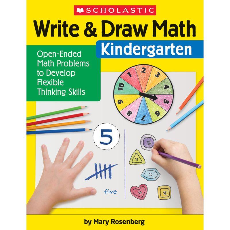 Write & Draw Math Grade K