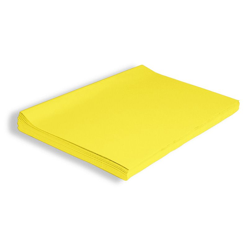 Tissue Yellow 20x30 480 Sheets