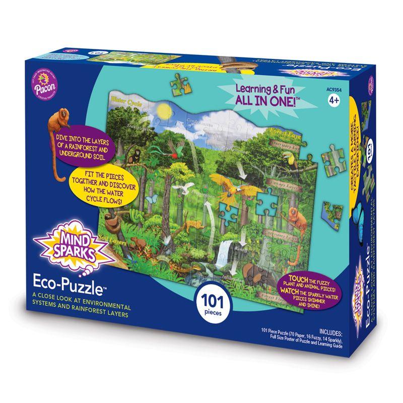 Mind Sparks Eco Puzzle 101 Pieces