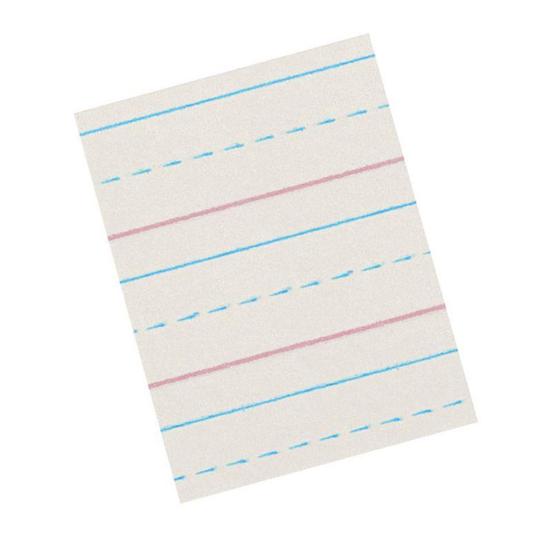 Zaner-Bloser Broken Midline Papers 1/2 X 1/4 Short 500Shts
