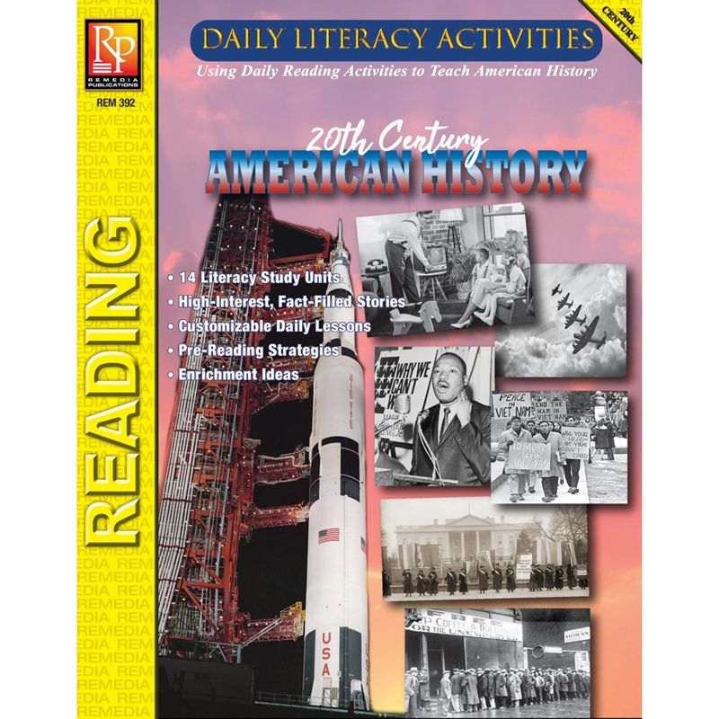 Daily Lit 20th Century Amer History