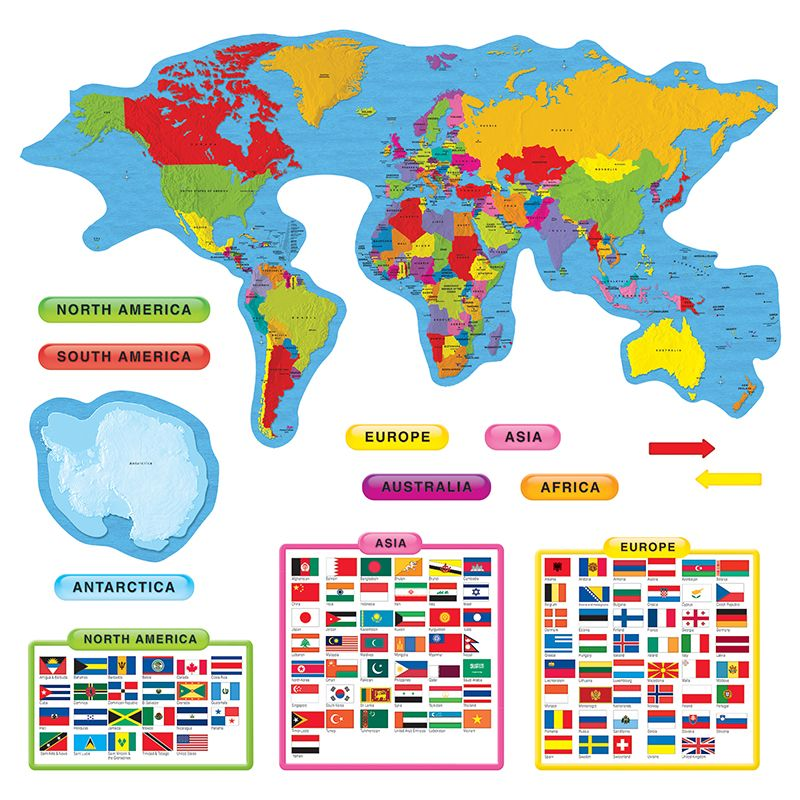 Continents & Countries Bbs