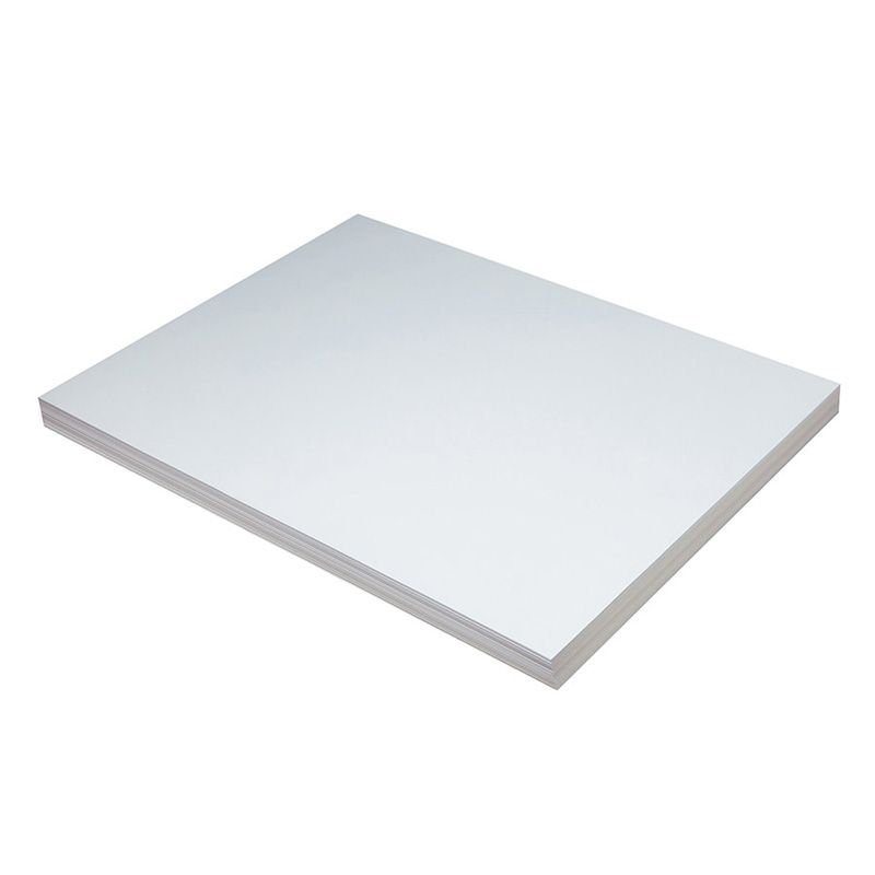 Heavyweight White Tagboard 18 X 24 100Shts