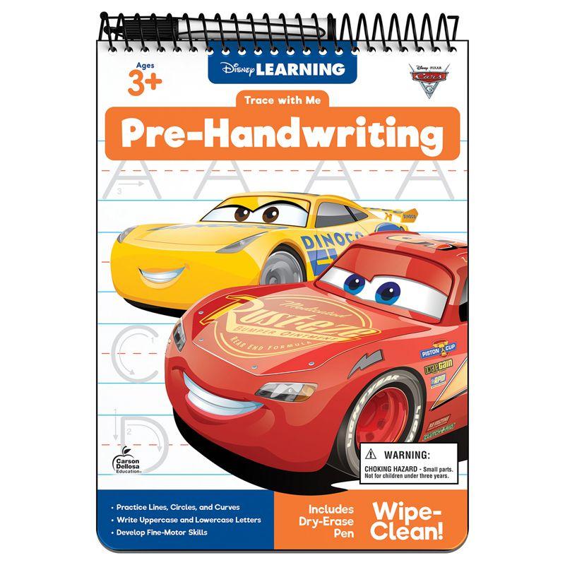 Disney Pixar Pre-handwriting Trace With Me
