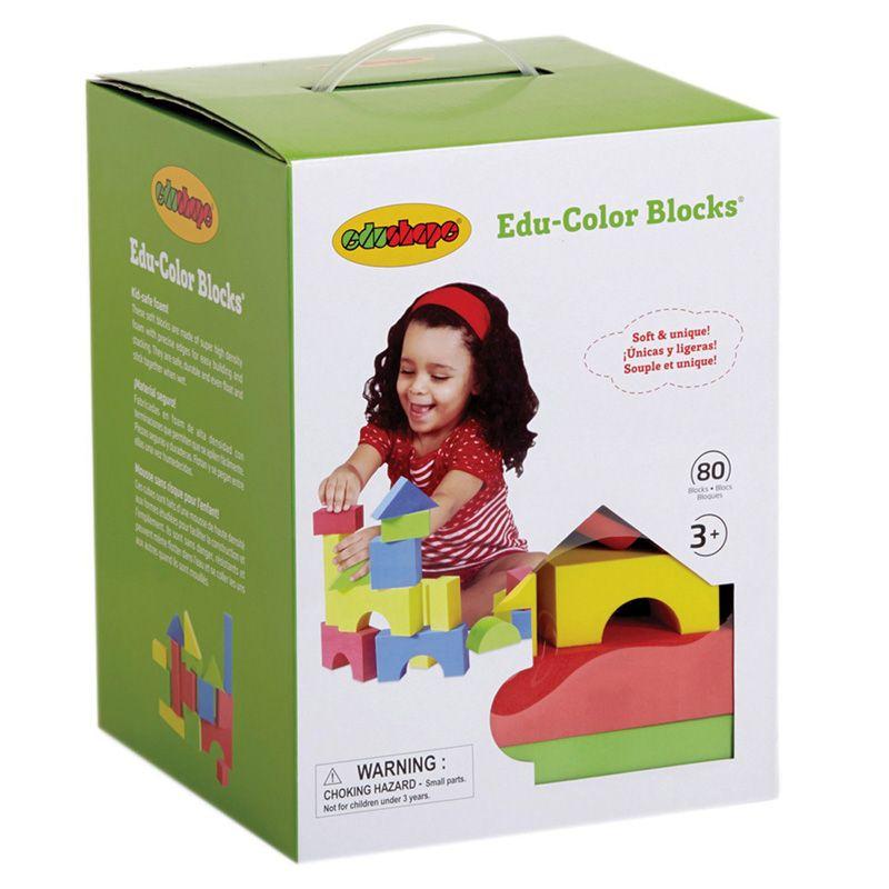 Educolor Blocks 80 Pieces
