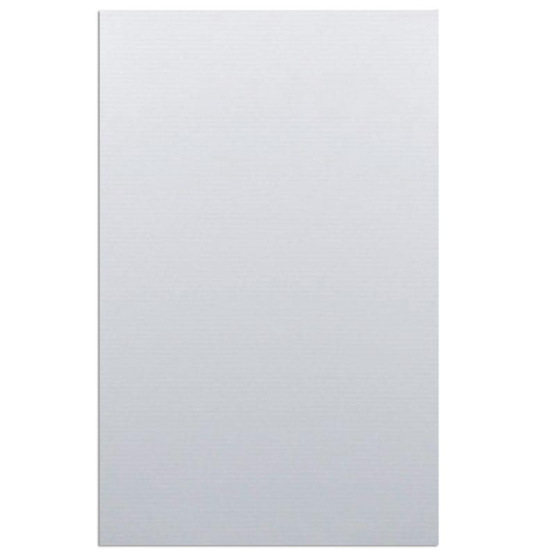 Corrugated Sheet 2 Sided White 25pk