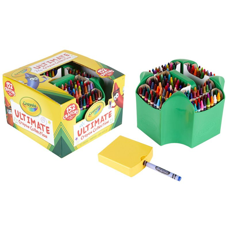 152 Ct Ultimate Crayon Collection
