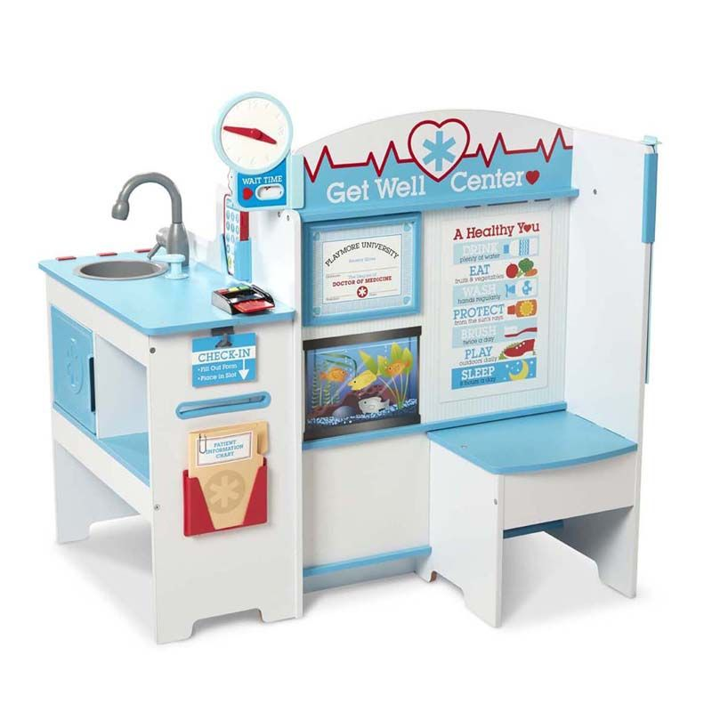 Get Well Doctor Activity Center