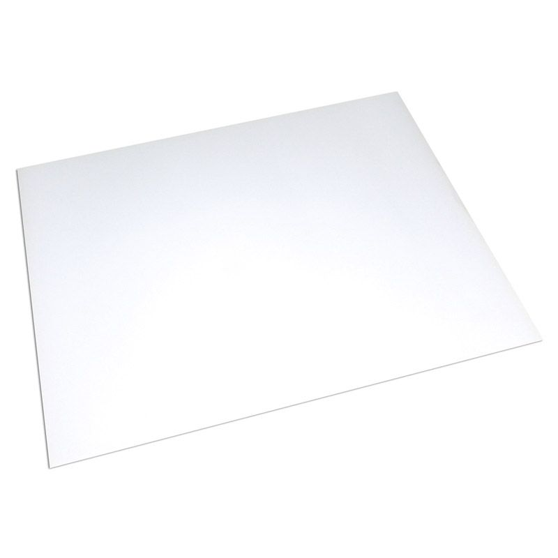 Poster Board White 10 Pt 50/ct 22x28 W/upc Labels