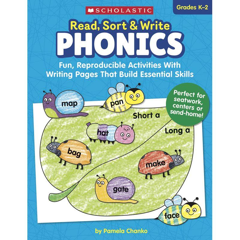 Read Sort & Write Phonics