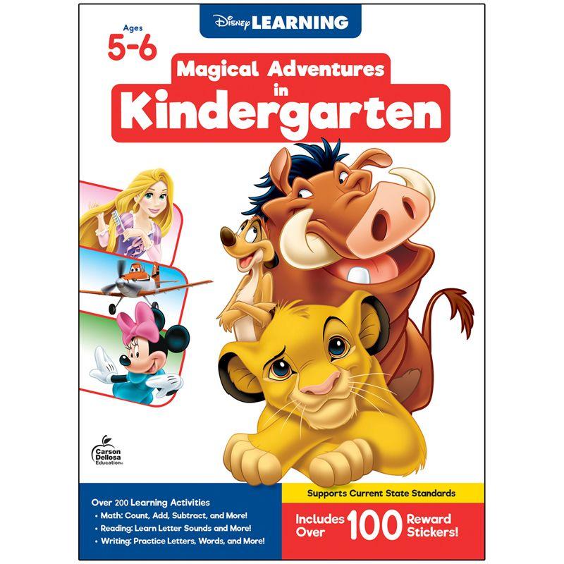 Disney Magical Adv In Kindergarten