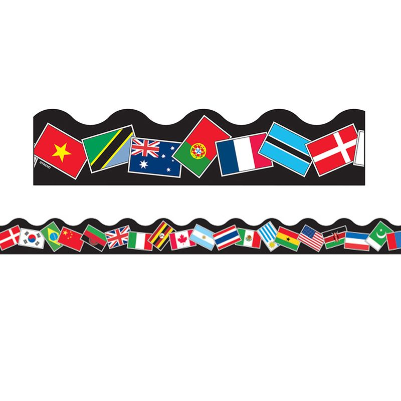 Trimmer World Flags