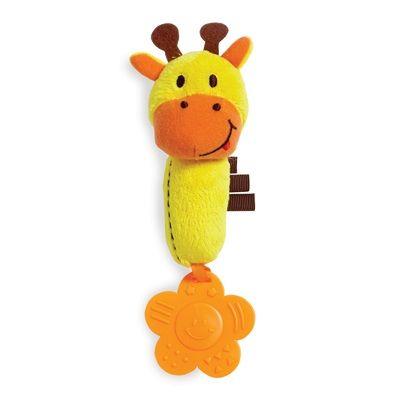 Soft Pal - Giraffe Squeaker