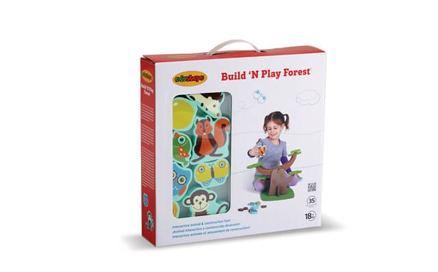 Build 'n Play Forest