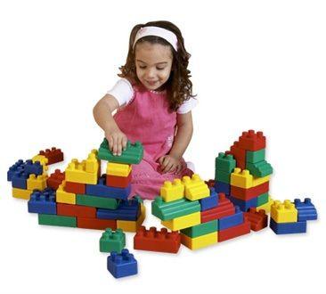 Mini Edu-Blocks 52Pc