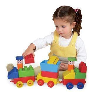 Mini Edu - Train - Bag