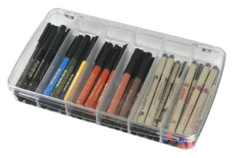 Prism™ 6-Compartment Box