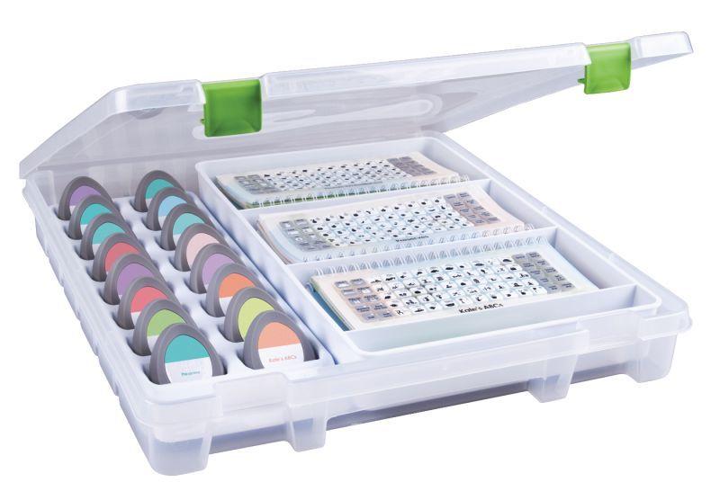 Super Satchel™ Electronic Cartridge Storage Box