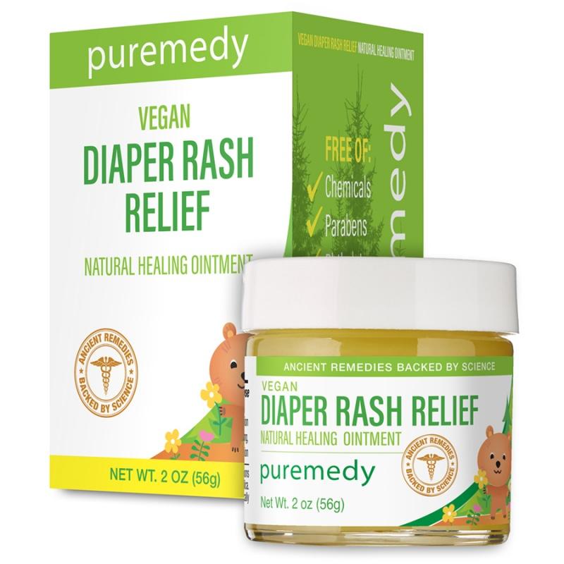 Puremedy Diaper Rash Relief 2 Oz