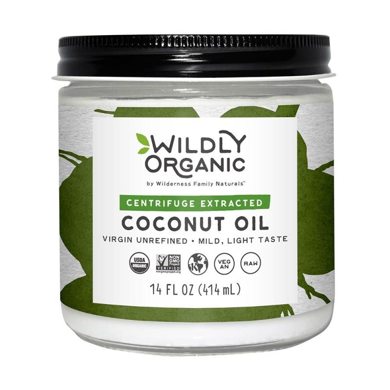 Wildly Organic Centrifuged Coconut Oil 14 Fl. Oz