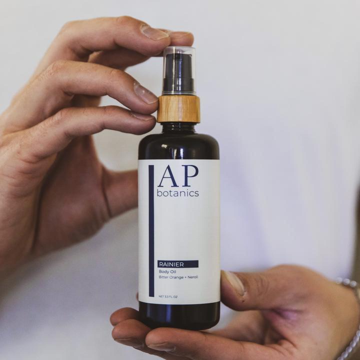 American Provenance Ranier Body Oil 3.3 Fl Oz