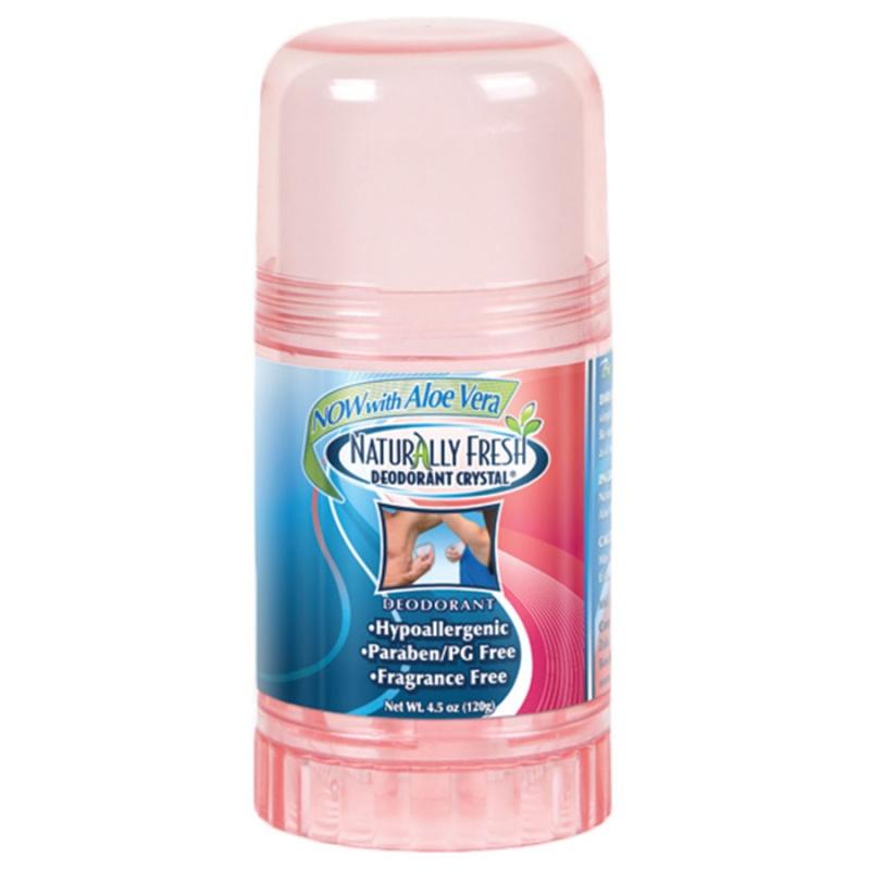 Naturally Fresh Female Twist- Up Deodorant Stick 4.25 Oz