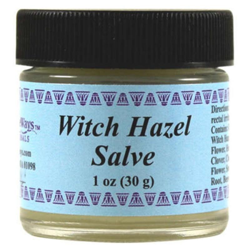 Wiseways Herbals Witch Hazel 1 Oz.