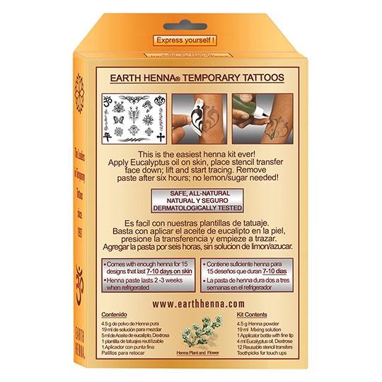 Earth Henna Classic Kit