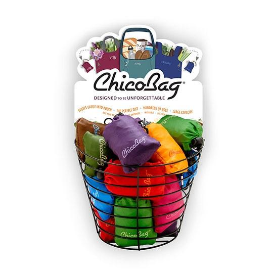 Chico Bag Original Wire Basket Display