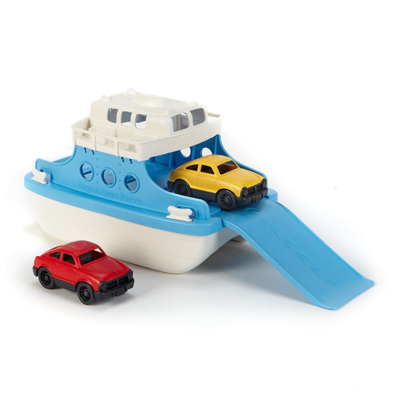 Green Toys Bath & Water Play Ferry Boat For 3+ Years
