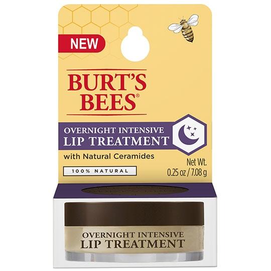 Burt's Bees Overnight Intense Lip Treatment 0.25 Oz.