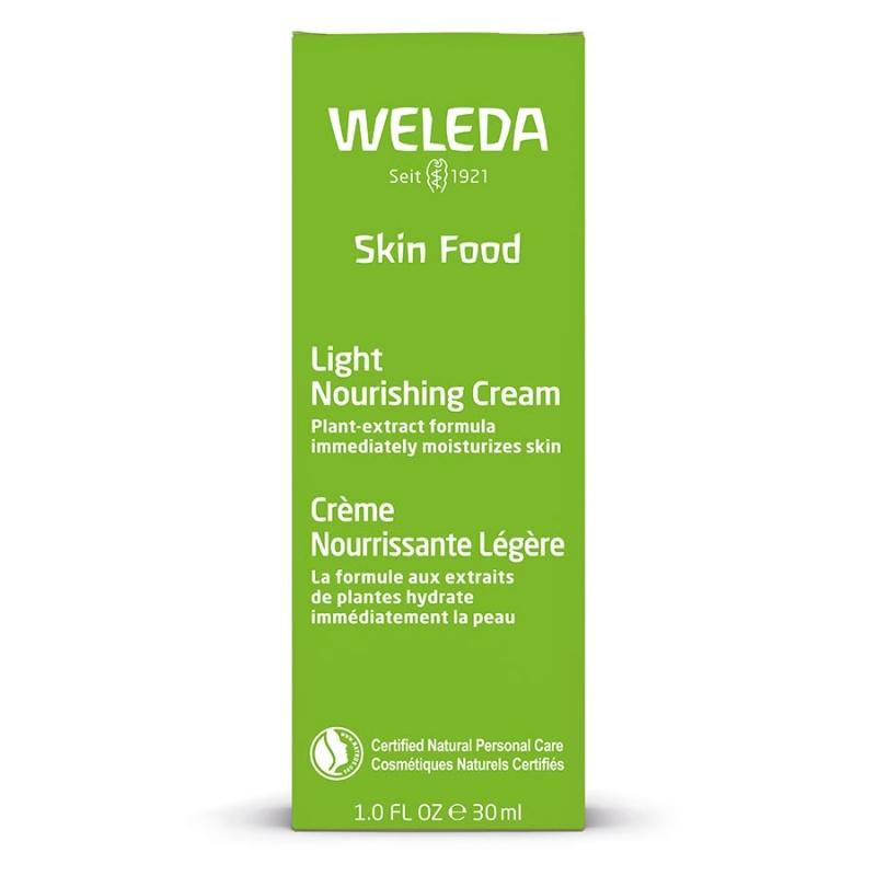 Weleda Skin Food Light Nourishing Cream 1 Oz