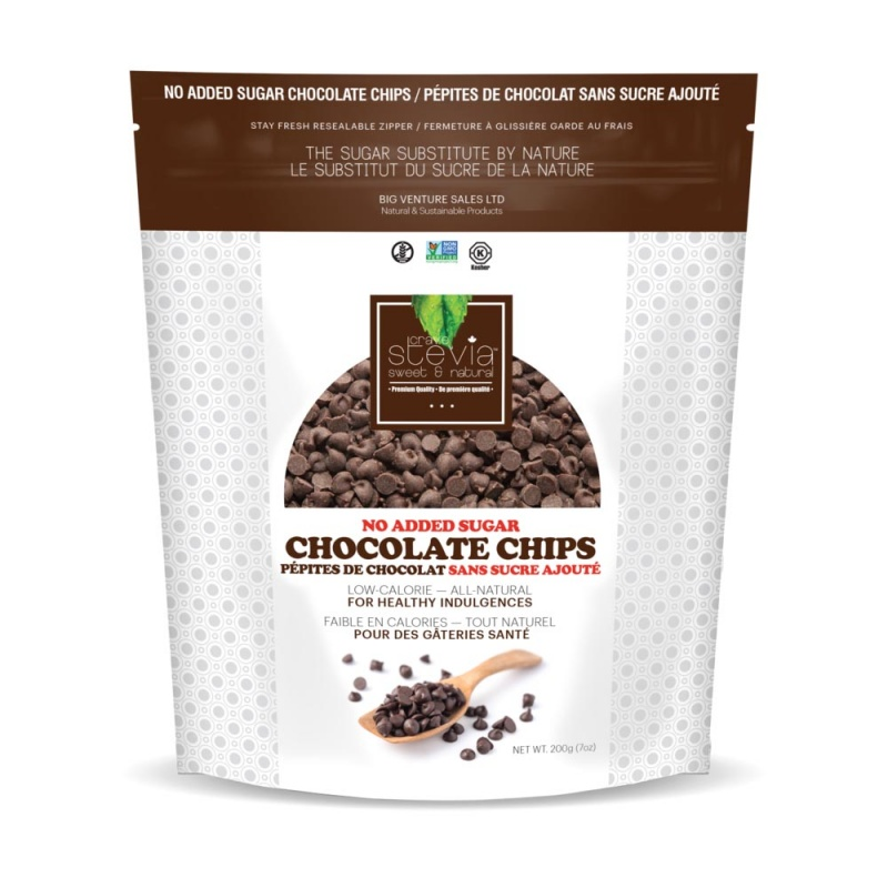 Crave Stevia Chocolate Chips