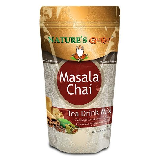 Nature's Guru Sweetened Masala Chai