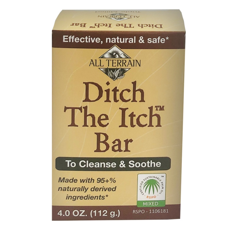 All Terrain Ditch The Itch Bar Soap 4 Oz.