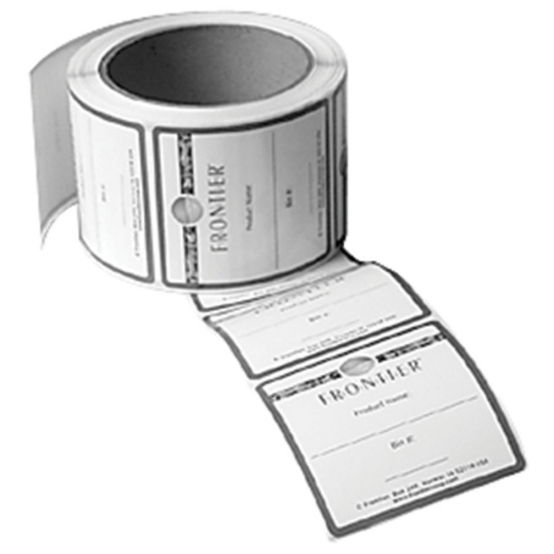 Frontier Point Of Sale Labels 300 Ct. Point Of Sale