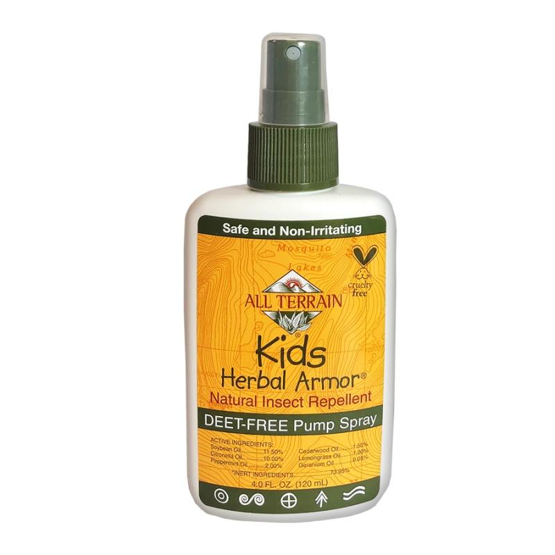 All Terrain Kid's Herbal Armor Spray 4 Fl. Oz