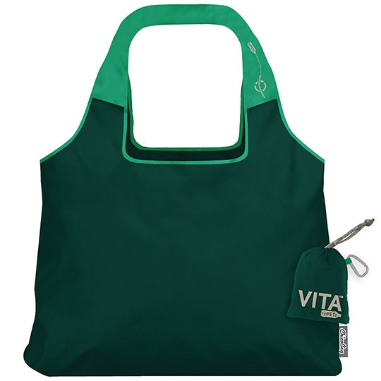 Chico Bag Zen Vita Re P E Te Reusable Shopping Bag 19 X 13