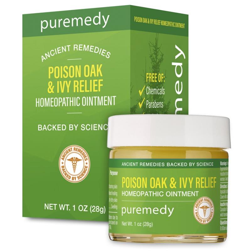 Puremedy Poison Oak & Ivy Relief 1 Oz