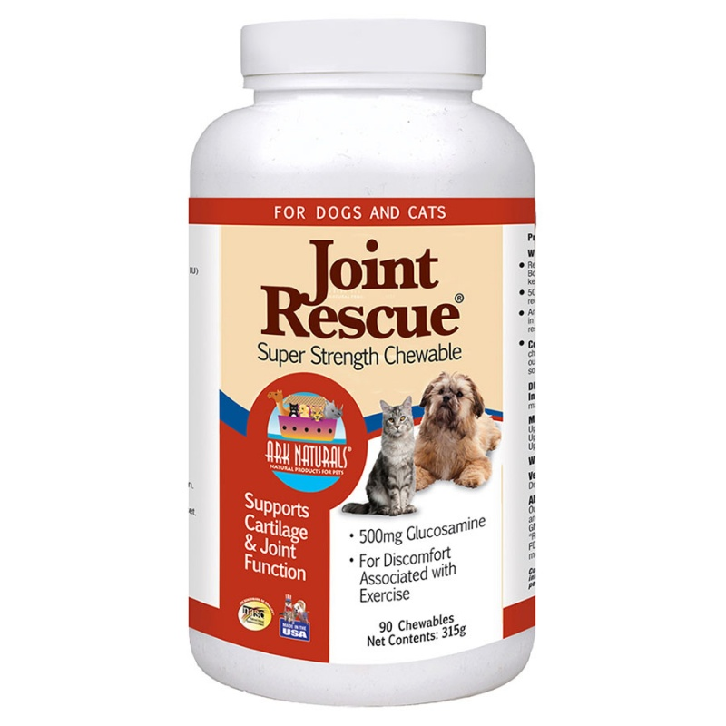 Ark Naturals Super Strength Joint Rescue 90 Chewable Wafers