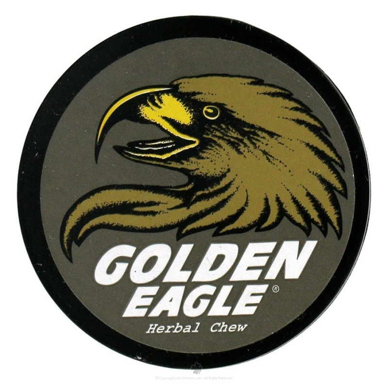 Golden Eagle Straight Herbal Chew