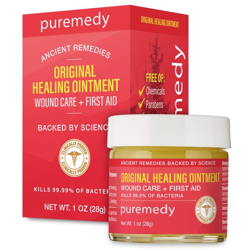 Puremedy Original Healing Ointment 1 Oz