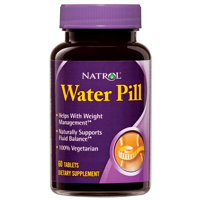 Natrol Water Pill Tablets 60 Tablets
