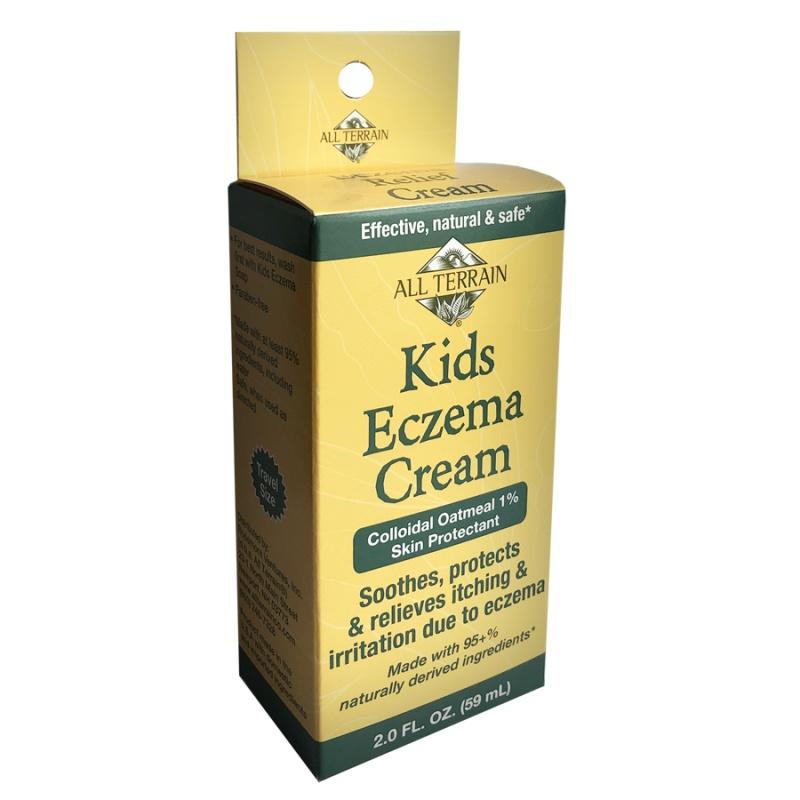 All Terrain First Aid Kids Eczema Cream 2 Oz
