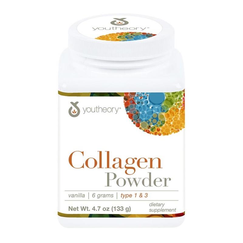 You Theory Collagen Powder 4.7 Oz. Jar