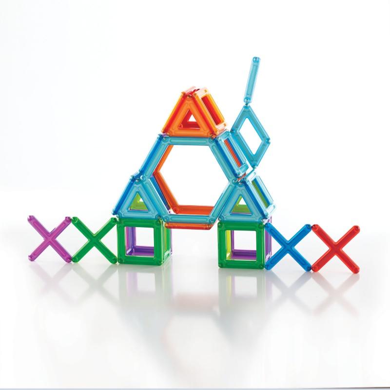 Guidecraft Powerclix® Frames 48 Piece Set