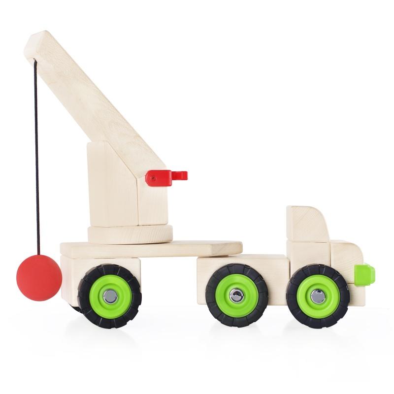 Block Science – Big Wrecking Ball Truck